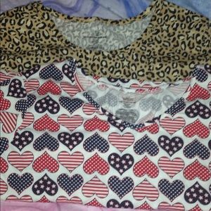 Set of 2 cotton nightgowns brand new 2xl / XL